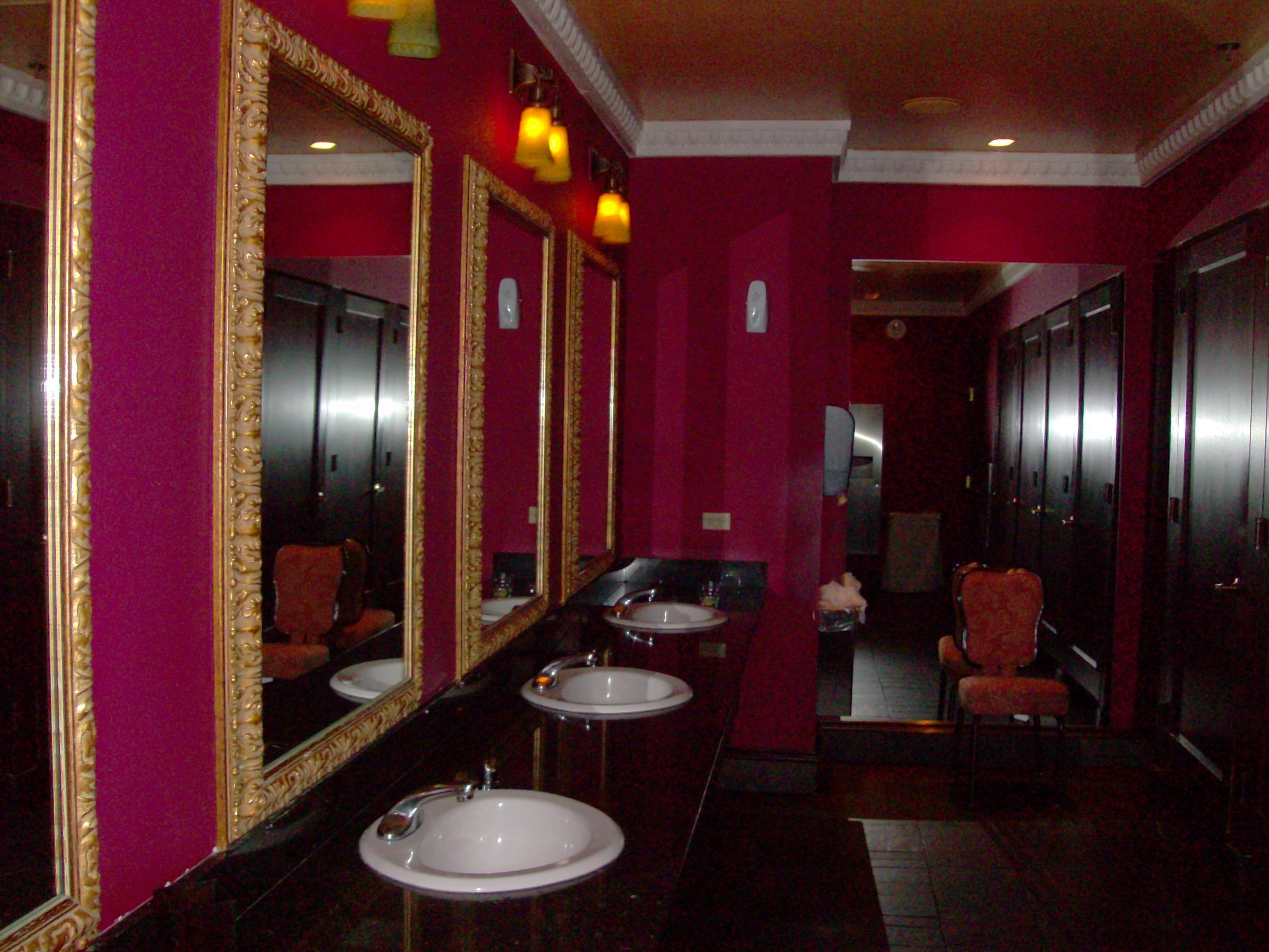 Opulent Bathroom Facilities with