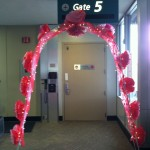 Southwest Airlines Gate decoration